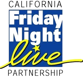 California Friday Nite Live Partnership Logo