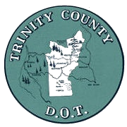 Trinity County Department of Transportation Seal